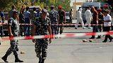 Ливанский городок на границе с Сирией атаковали неизвестные террористы