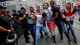 Турция: полиция не дала провести гей-парад
