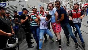 nocomment: Gay Pride parade banned in Istanbul