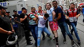 Gay Pride parade banned in Istanbul