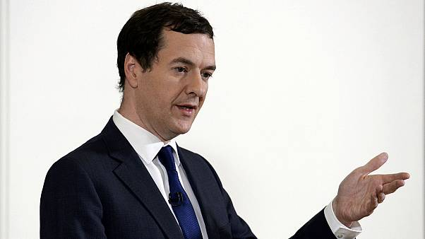 Osborne coy on leadership as contest set to begin
