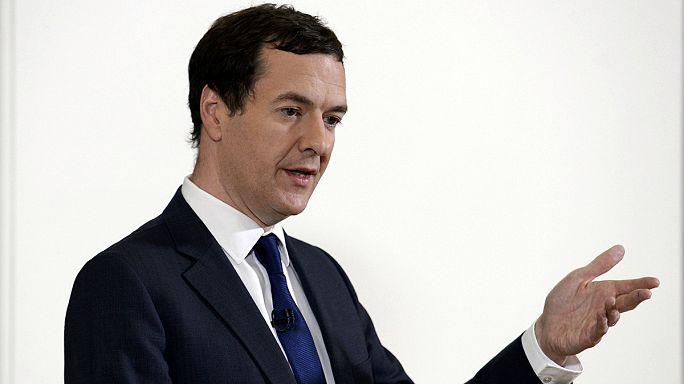 """Джордж Осборн: британская экономика преодолеет трудности, вызванные """"брекситом"""""""