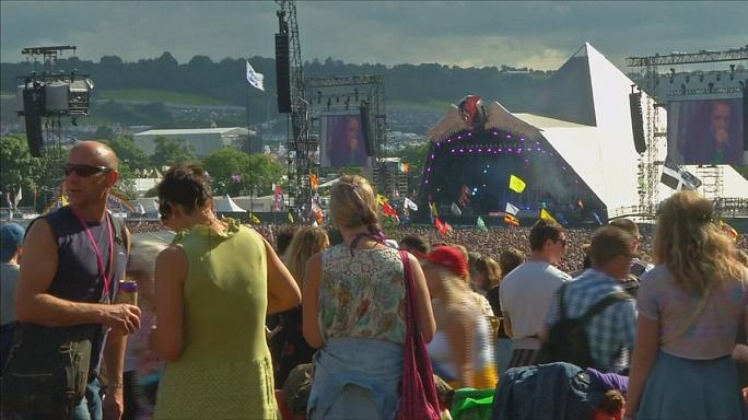 Glastonbury: pop, rock, blues... és Brexit