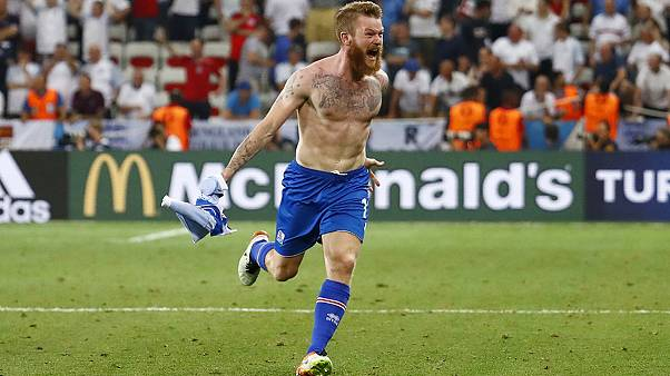 Euro 2016: Η Ισλανδία ψήφισε...Brexit και «παραίτησε» τον Χόγκσον - Μεγάλη πρόκριση της Ιταλίας