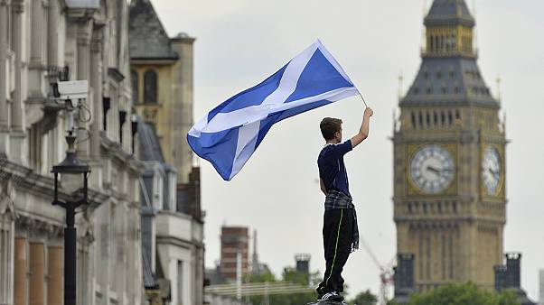 Post-Brexit continental trade and an independent Scotland