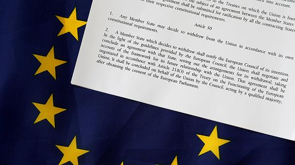 مابعد البريكسيت: المادة 50 تنظم آلية الخروج من أوروبا