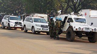 "RCA : un Casque bleu sénégalais ""abattu"" à Bangui (ONU)"