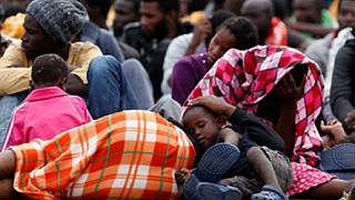 More than 3,300 migrants rescued in the Mediterranean