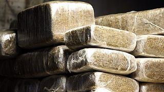 Sierra Leone flagged ship seized with 2.1 tonnes of cannabis