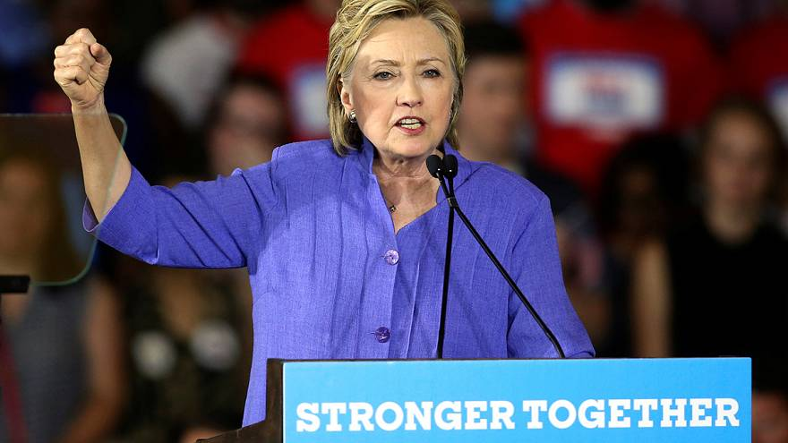 Five reasons why Hillary Clinton is poised to win in November