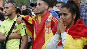 Se acabó la Eurocopa de España. Derrota incontestable por 2-0 frente a Italia en octavos de final
