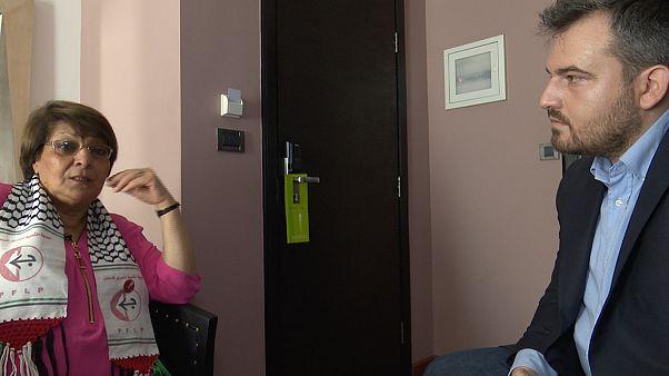 Λέιλα Χάλεντ: Η πρώτη γυναίκα αεροπειρατής μιλά στο euronews