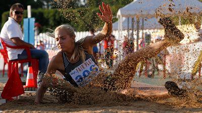 Des athlètes russes saisissent le TAS
