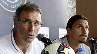 Laurent Blanc quits PSG manager post after 3 seasons