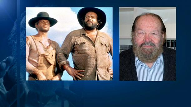 Italian actor Bud Spencer dies at 86