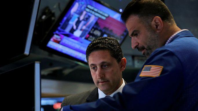 New York Borsası'nda Brexit türbülansı