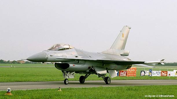 Belgium deploys F16s in fight against ISIL