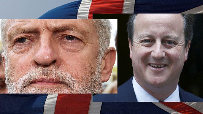 """""""البريكسيت"""" يخلف توترا سياسيا حادا لدى حزبي العمال والمحافظين"""