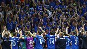 Футбольний Brexit: ісландці святкують перемогу