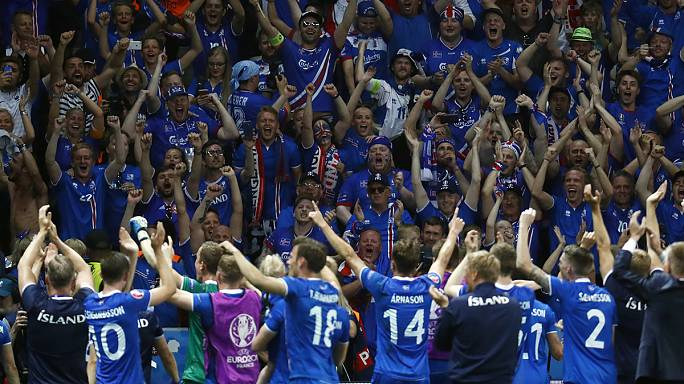 Euro 2016: the Viking invasion continues