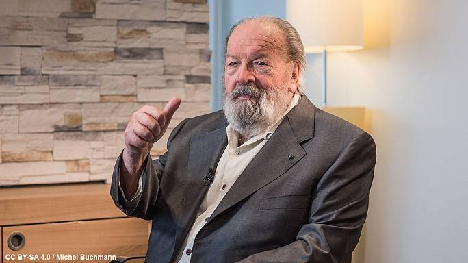 Morto Bud Spencer, burbero dal cuore d'oro del cinema italiano