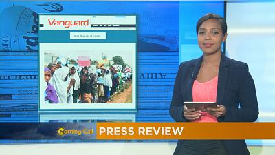 Press Review of June 28, 2016 [The Morning Call]