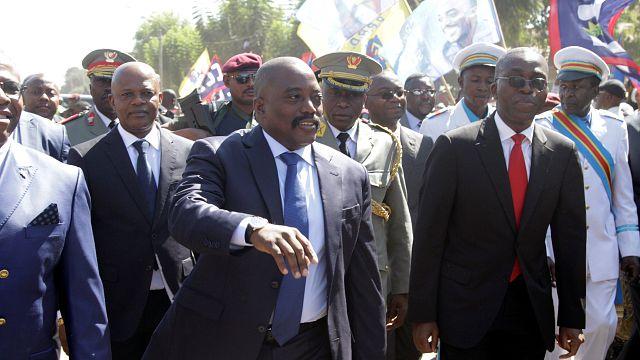 Visite express de Joseph Kabila chez Denis Sassou Nguesso