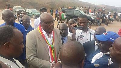 Congo : cinq ans de prison requis contre l'opposant Paulin Makaya (avocat)
