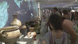 Museu da antiga Eleuterna abre portas na Ilha de Creta e exibe vários tesouros arqueológicos