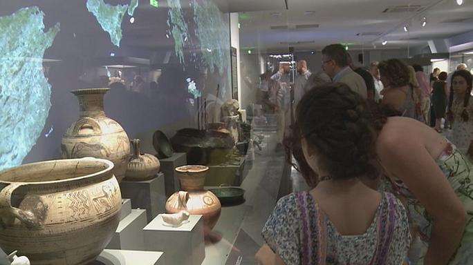 El Museo de la Antigua Eleuterna abre sus puertas en Creta