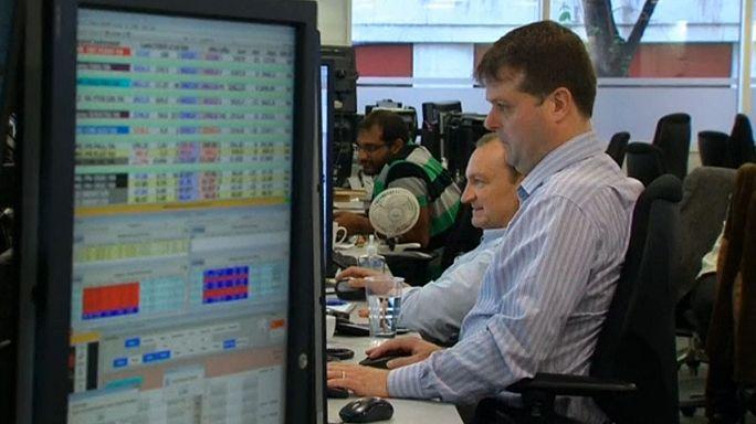 الأسهم الأوروبية ترتفع للمرة الأولى فى 3 أيام بعد الانفصال البريطانى