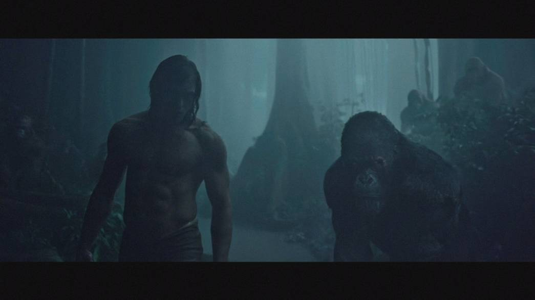 Skarsgård comes to the rescue in The Legend of Tarzan