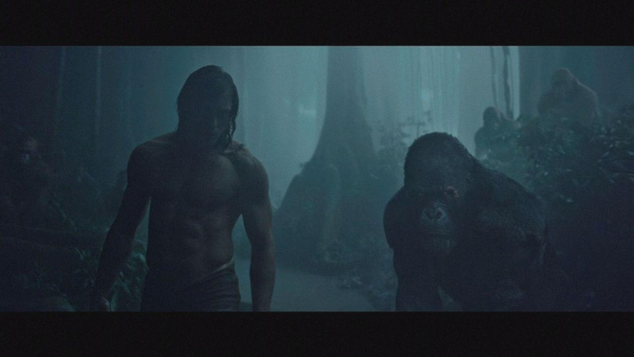 Tarzan Efsanesi: Ormana veda