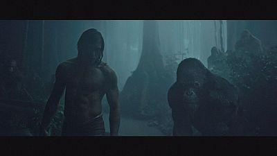 Skarsgård comes to the rescue in The Legend of Tarzan