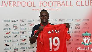 Senegal's Sadio Mane signs for Liverpool on five-year deal
