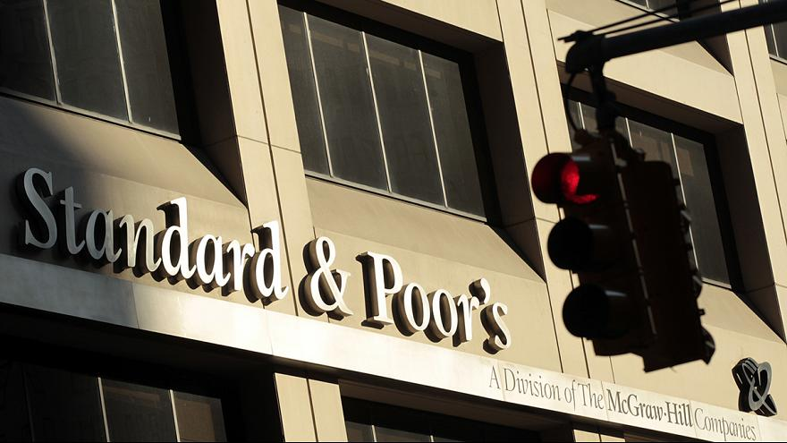 Standard & Poor's strips UK of AAA credit rating