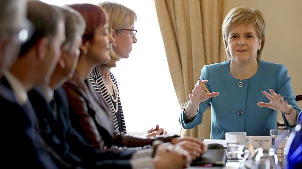 Skócia nem kér a Brexitből