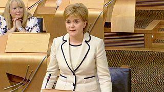 وزیر اول اسکاتلند: حفظ رابطه با اتحادیه اروپا اولویت ماست