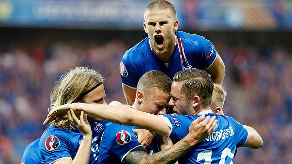 Iceland's fairytale continues as England crash out