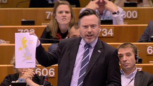"""L'eurodéputé Alyn Smith supplie le Parlement européen : """"Ne laissez pas tomber l'Ecosse !"""""""