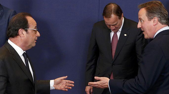 Primera cumbre europea tras el referéndum británico