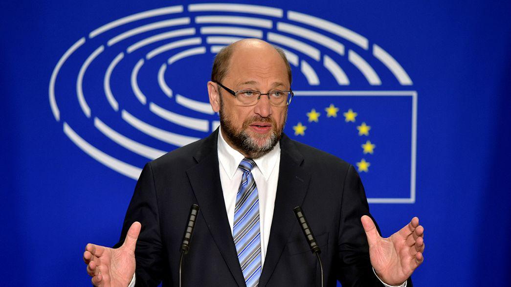 """Мартин Шульц: """"брексит"""" изменит характер ЕС"""