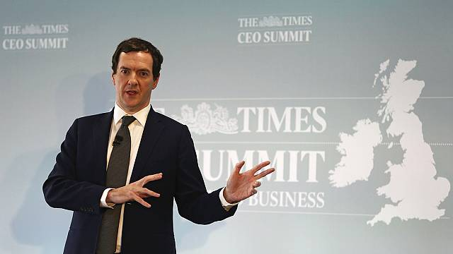 İngiltere'de ek vergiler ve bütçe kesintileri kapıda