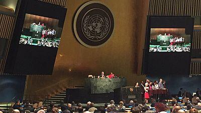 Ethiopia wins 'non-permanent' seat on UN Security Council