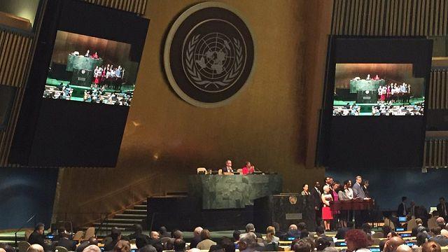 ONU : de nouveaux membres au Conseil de sécurité
