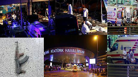 Вибухи та стрілянина у стамбульському аеропорту