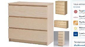 IKEA obrigada a recolher mais de 30 milhões de armários