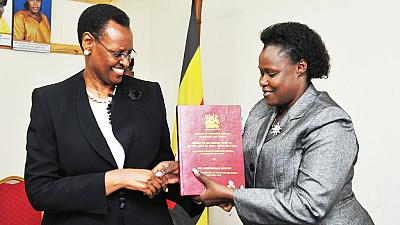 Uganda govt denies army blocked roads on Mrs Museveni's first day at work