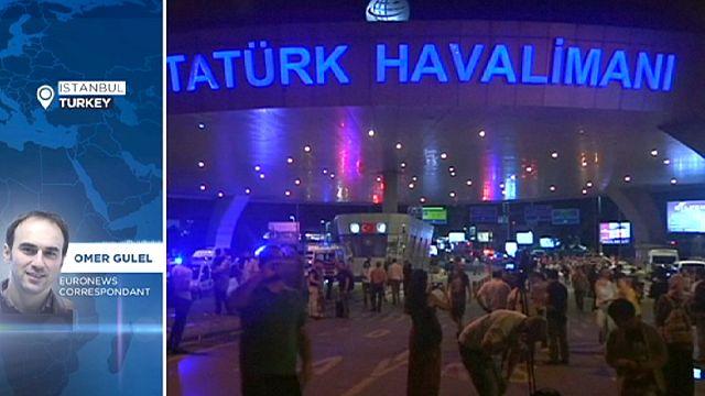 شهادة صحفي من يورونيوز حول تفجيري مطار أتاتورك