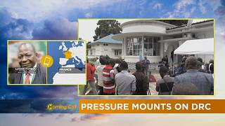 Pressure mounts on the DRC [The Morning Call]